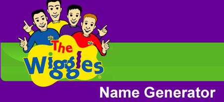 The Wiggles Name Generator