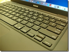 Macbook Pro Keyboard black
