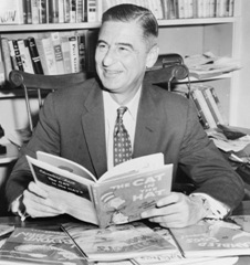 photo of Dr. Seuss - What does Dr Seuss look like?