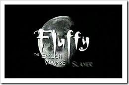 Fluffy the English Vampire