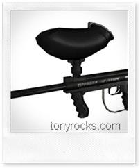tippmann 98 paintball marker gun